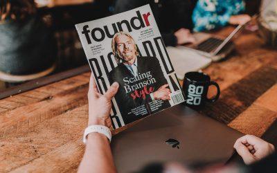 Personal Branding –  wie du als Unternehmer durch deine Persönlichkeit in die Sichtbarkeit kommst.